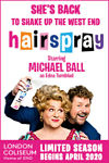 michael ball in hairspray
